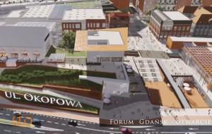 Kamień węgielny na budowie Forum Gdańsk. Dwa lata prac w centrum miasta