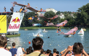 Znamy finalistów konkursu lotów Red Bull w Gdyni