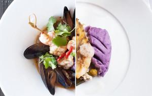 Degustacja dań z nowego menu: InAzia i Grand Cru