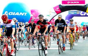 Pół tysiąca kolarzy na Tauron Lang Team Race w Gdańsku