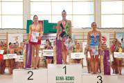 Wszystkie medale seniorek dla SGA Gdynia