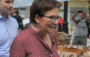 Premier Ewa Kopacz wystartuje do Sejmu z Pomorza?
