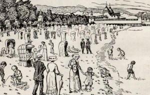 Jak (i za ile) spędzano wakacje w Sopocie latem 1910 roku
