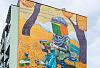 Zobacz nowe murale na Zaspie