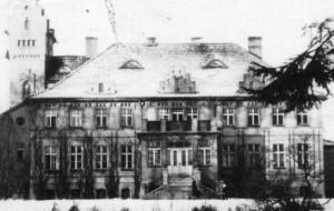 Ruiny Trójmiasta: dwór w Bysewie