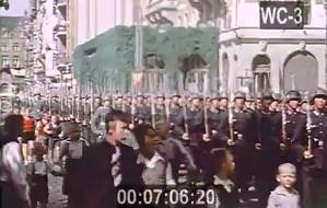 Gdańsk sprzed 75 lat na kolorowym filmie