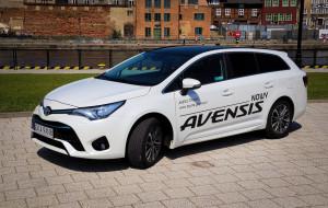 Nowa Toyota Avensis nabrała zadziorności