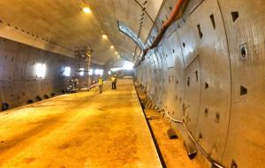 Tunel pod Martwą Wisłą będzie otwarty po 1 kwietnia