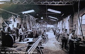 Opowieść o największej fabryce dawnej Oruni