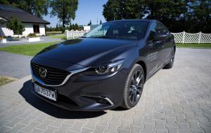 Mazda 6: piękna (i) bestia