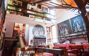Jak oni mieszkają: w domu artystów