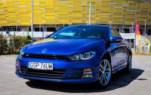 Scirocco: nieco zapomniany sportowiec Volkswagena