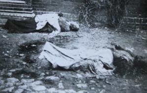 Nieznane wcześniej zdjęcie z ataku na Pocztę Polską w Gdańsku