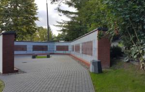 Nowe kolumbarium na Srebrzysku