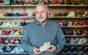 Pamiętasz dziecięce buty z dzwoneczkiem? Powstały w Sopocie i do teraz są tu szyte