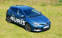 Toyota Auris. Teraz z mniejszym sercem