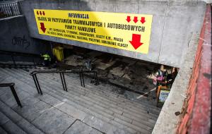 Tunel pod LOT otwarty dla pieszych