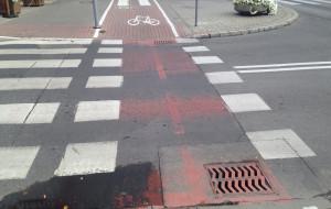"""""""Gdynio: Zadbajmy najpierw o istniejące drogi rowerowe"""""""