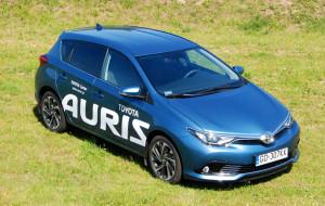 Toyota Auris Teraz Z Mniejszym Sercem Gdansk Gdynia Sopot