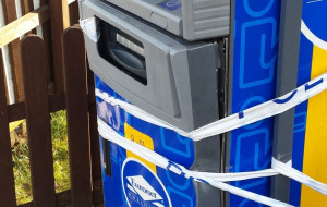 Nocna kradzież z bankomatu w Gdyni