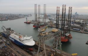 Lotos Petrobaltic testuje wydobycie ze złoża B8