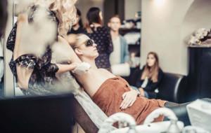 Prezentacja X-Lase Plus w salonie kosmetycznym