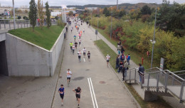 Sopot bez Verve 10K Run, ale z półmaratonem