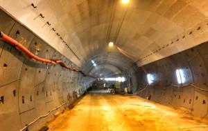 Bukmacherzy: otwarcie tunelu pod Martwą Wisłą po terminie