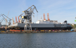 Jaeger Arrow przejdzie remont w suchym doku