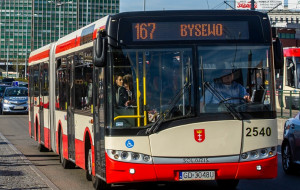 Autobusy linii 167 wrócą do centrum miasta