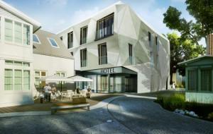 Budowa hotelu przy placu za Spatifem już wiosną?
