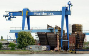 Port odzyskał działkę od Maritim Shipyard. Są już na nią chętni