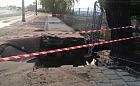 Duże szkody po awarii na budowie ciepłociągu