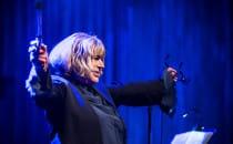 Marianne Faithfull wystąpiła w Starym Maneżu
