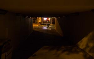Przejście pod torami: nie ma światła, nie ma winnego