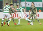Legia ograła Lechię na Letnicy