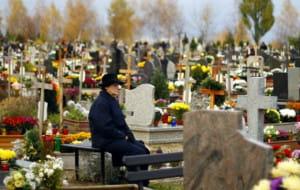 Coraz ciaśniej na trójmiejskich cmentarzach