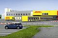 Powstanie nowy terminal DHL Express na gdańskim lotnisku