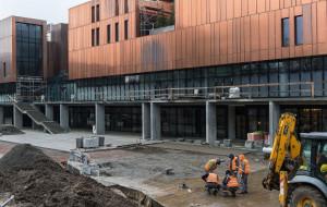 Dworzec w Sopocie: rozpoczęły się odbiory, ale opóźnienie wzrosło