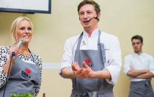 Znani kucharze dzieciom. Niecodzienna akcja w gdańskiej szkole