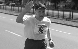 Pogrzeb nestora trójmiejskich biegaczy