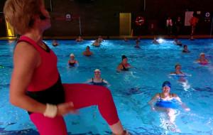 Zobacz maraton fitness w wodzie