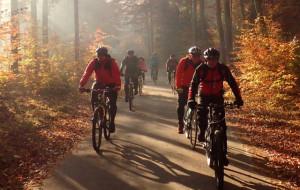 Jesień, zima, a sezon rowerowy nadal trwa