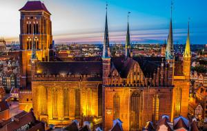 Jak Gdańsk stawał się luterański