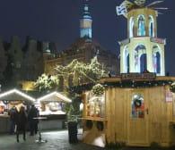 Jarmark świąteczny wyróżniony w Wielkiej Brytanii