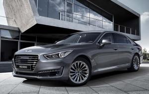 Genesis G90, czyli luksus po koreańsku