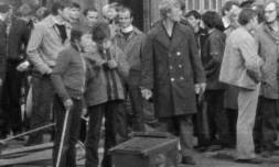 Młodzież z Trójmiasta w czasie stanu wojennego