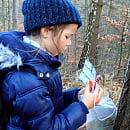 Mikołajkowy Rajd z Kompasem zdominowały rodziny z dziećmi