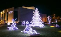 Iluminowane Trójmiasto czeka na święta