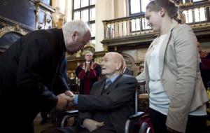 Zmarł Robert Pepliński, współtwórca pomnika Poległych Stoczniowców